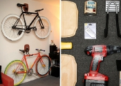 Custom-DIY-Bike-Rack-Storage