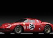 4. 1964 Ferrari 250 LM by Carrozzeria Scaglietti $14.3 milyon dolar