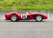 6. 1957 Ferrari 250 Testa Rossa $12.4 milyon dolar