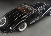 7. 1936 Mercedes-Benz 540 K Special Roadster $11.77 milyon dolar