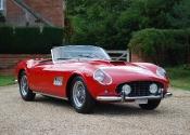 8. 1960 Ferrari 250 GT LWB California Spider Competizione $11.2 milyon dolar
