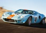 9. 1968 Ford GT40 Gulf/Mirage Lightweight Racing Car $11 milyon dolar