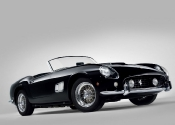 10. 1961 Ferrari 250 GT SWB California Spyder $10.89 milyon dolar