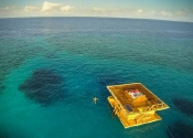Underwater-Floating-Hotel-Room-at-Manta-Resort-2
