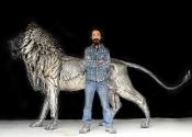 selcuk-yilmaz-aslan-heykeli