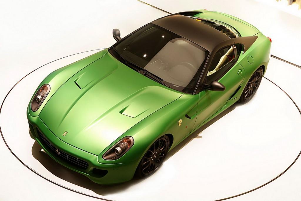 Зеленая машина фото 2