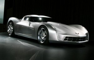 Corvette Stringray concept 9