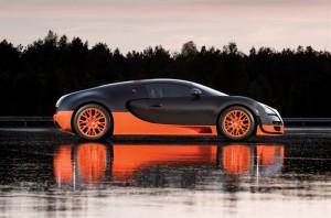 Bugatti Veyron Super Sport 8