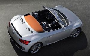 Volkswagen Bluesport Konsept 2