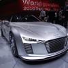 Audi e-Tron Spyder concept 1