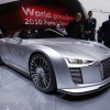 Audi e-Tron Spyder concept 2