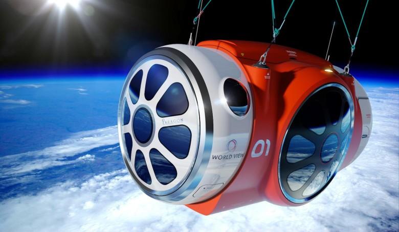 Balonla-uzay-seyahati