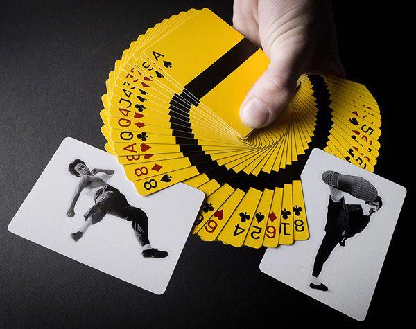 Bruce Lee Iskambil Kartlari