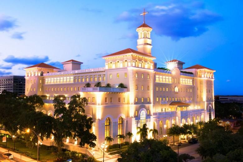 Yeni Scientology Merkezi 145 Milyon Dolara Yapıldı