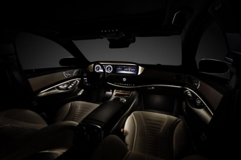 Mercedes-Benz 2014 S-Class - 11