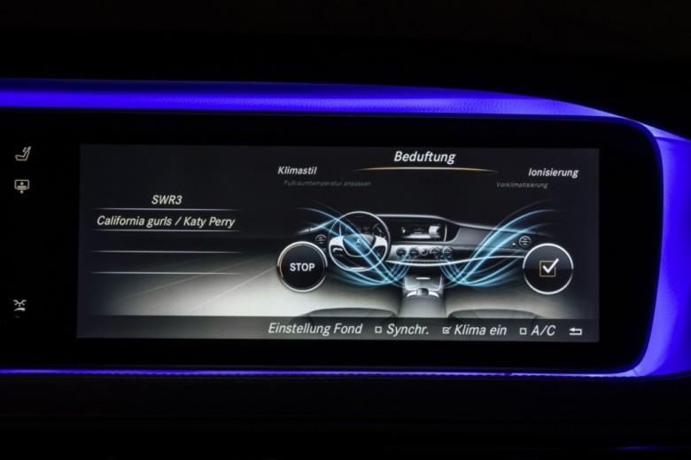 Mercedes-Benz 2014 S-Class - 14