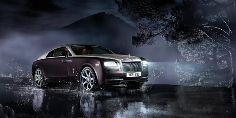 Rolls Royce Wraith - 00