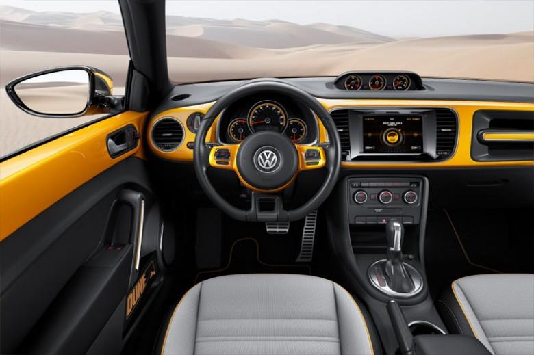 Volkswagen Beetle Dune Concept - 01