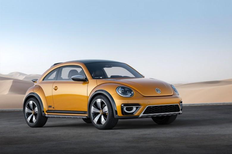 Volkswagen Beetle Dune Concept - 04