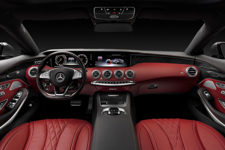 2015-Mercedes-S-Class-Coupe-kabin