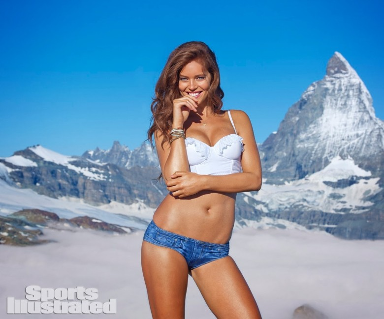 Emily DiDonato - Sports Illustrated 2014 Swimsuit Issue - 01