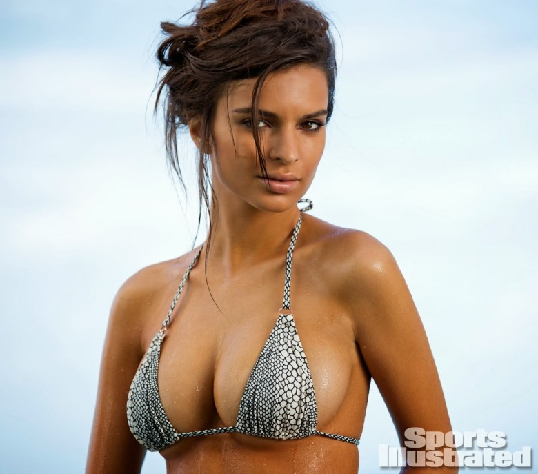 Emily Ratajkowski - Sports Illustrated 2014 Swimsuit - 03