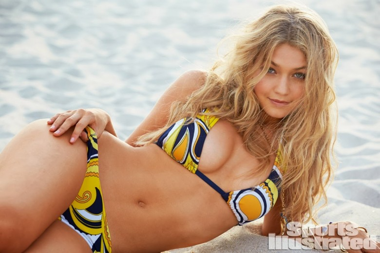 Gigi Hadid-Sports Illustrated 2014 Swimsuit 18