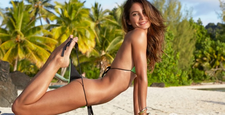 Lily Aldridge-Sports Illustrated 2014 Swimsuit 01