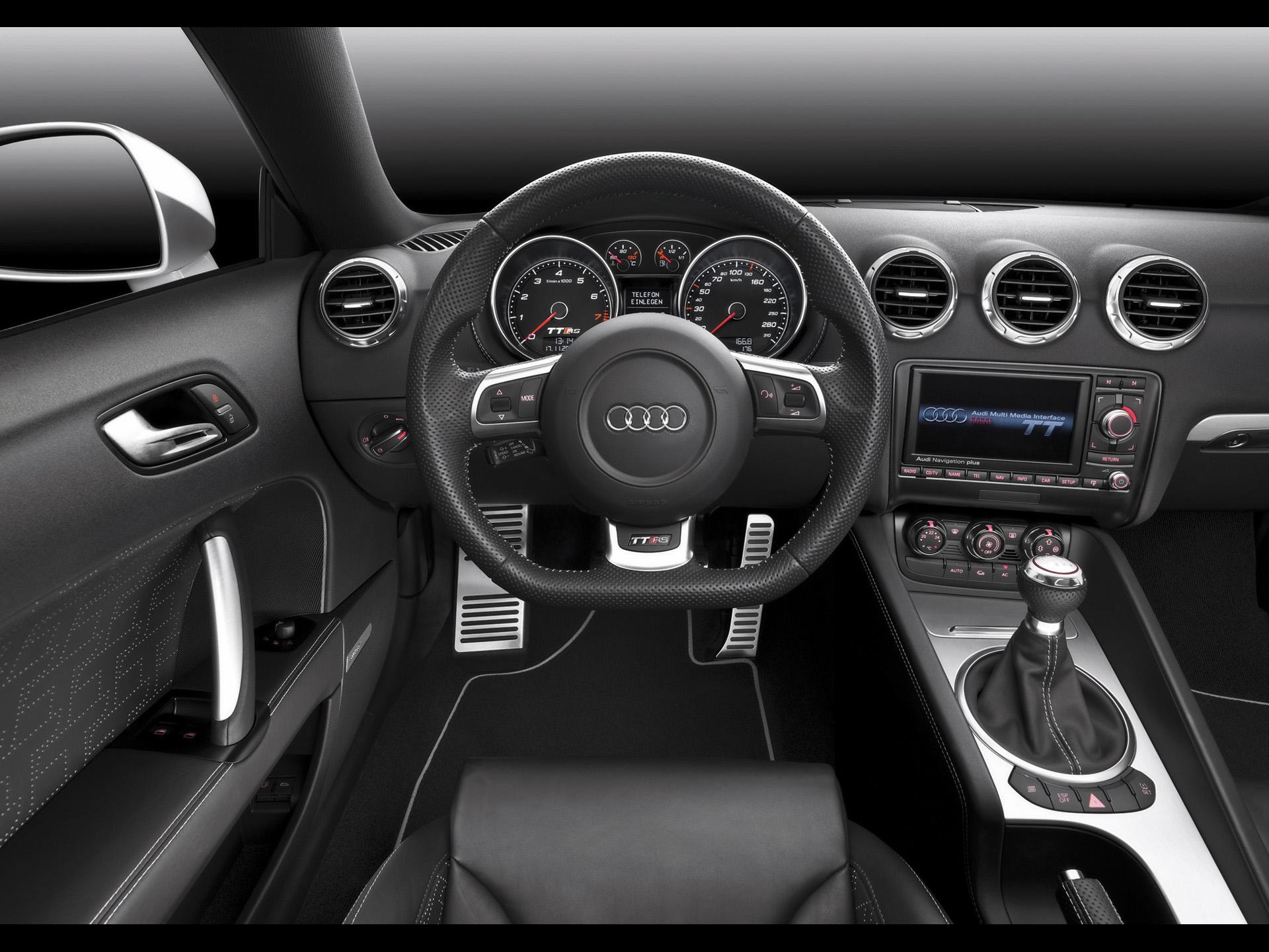 2009 audi tt rs coupe dashboard 1920x1440 jpg