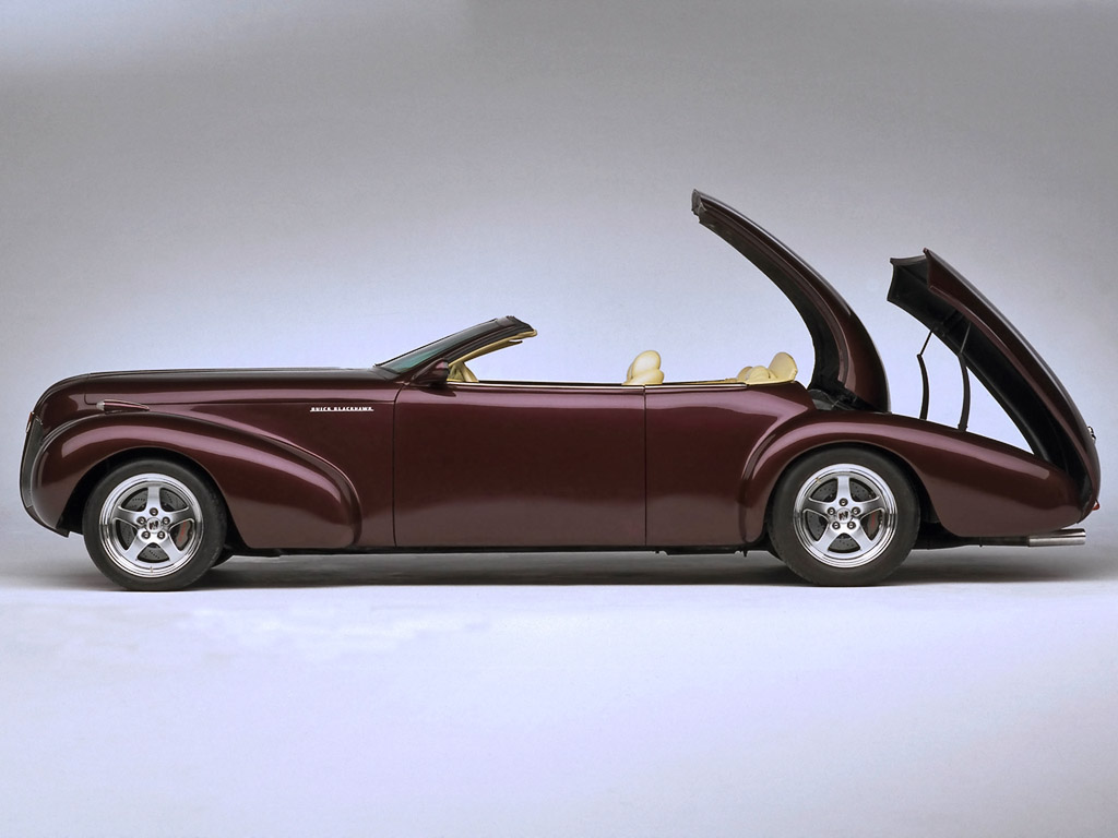 2000 Buick Blackhawk Concept Retractable Roof 1024x768 Jpg