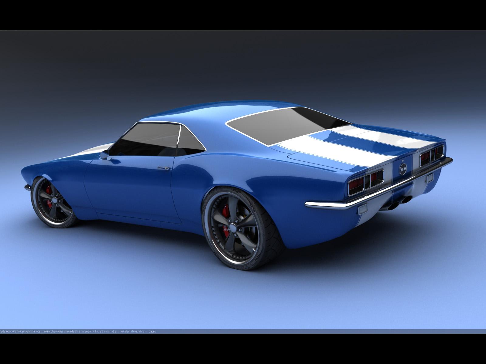 Скачать Chevrolet, Camaro, авто, машины, автомобили, фото, обои