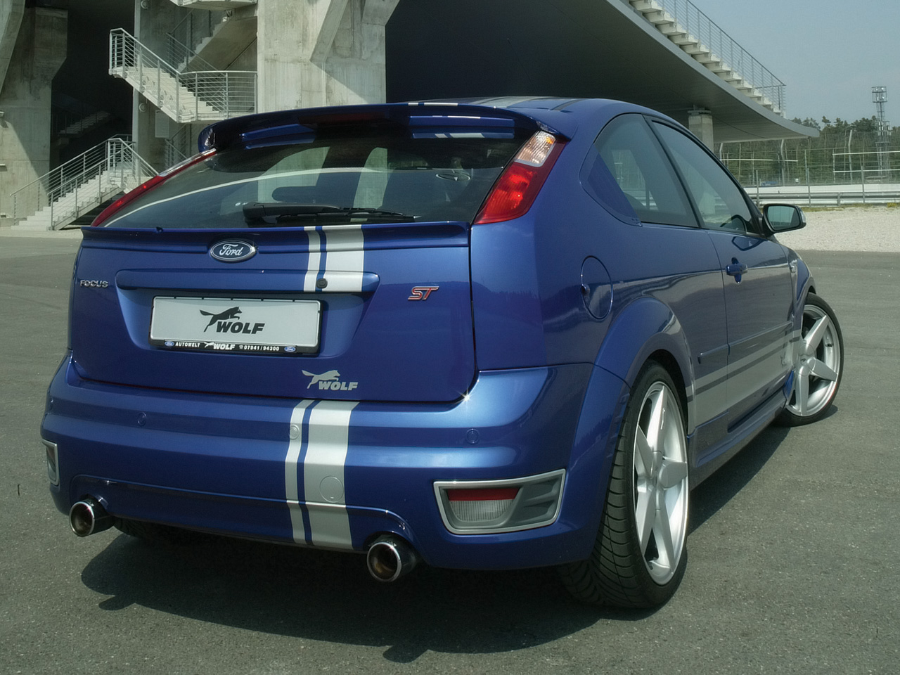 2006 ford focus st from wolf rear 1280x960 jpg
