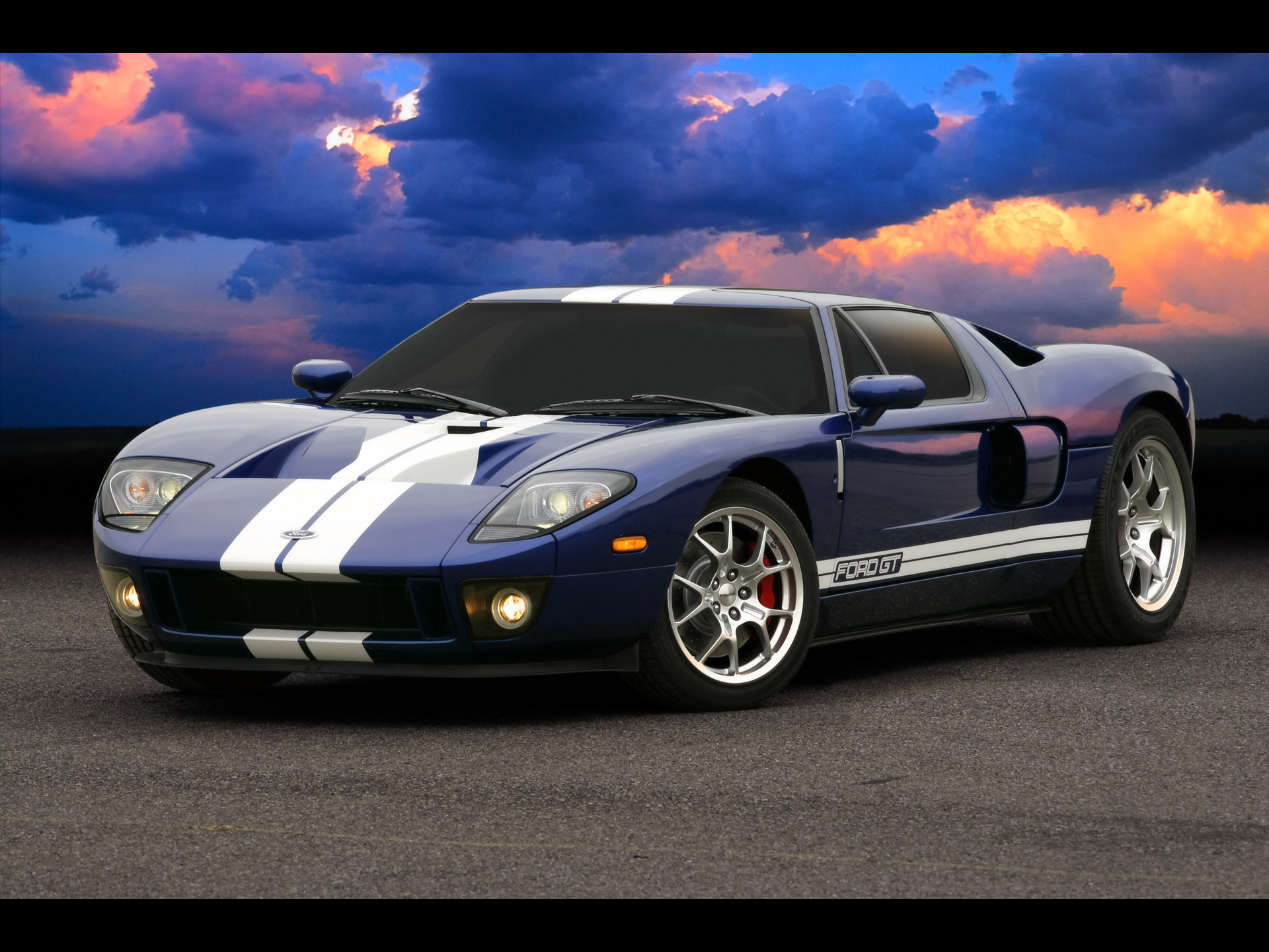 Ford Gt American Cancer Society Auction Fa X Jpg