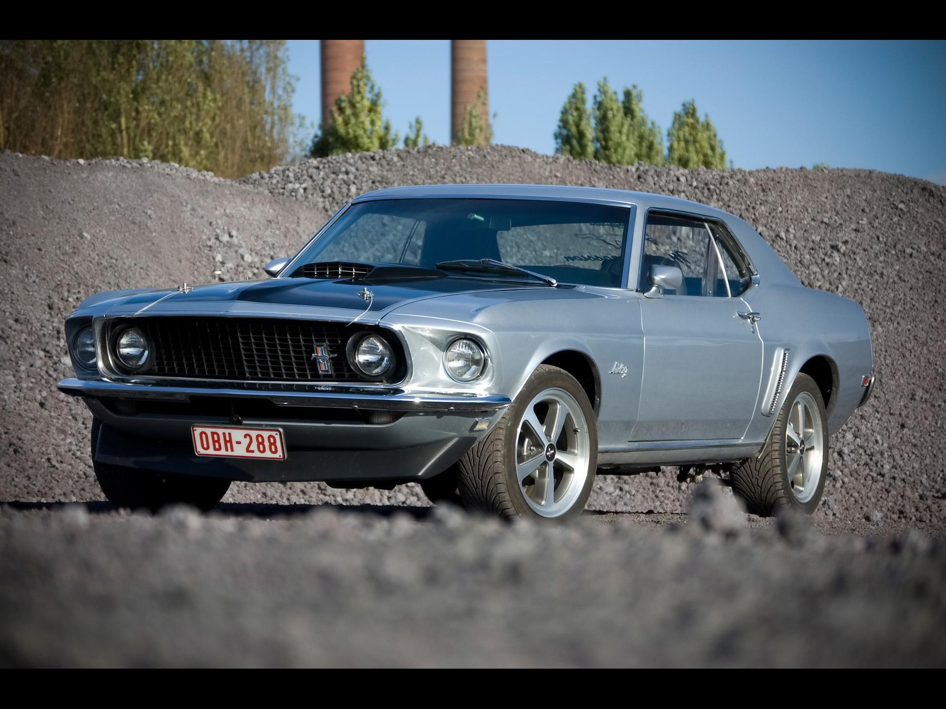 1969 ford mustang hardtop front angle 2 1920x1440 jpg