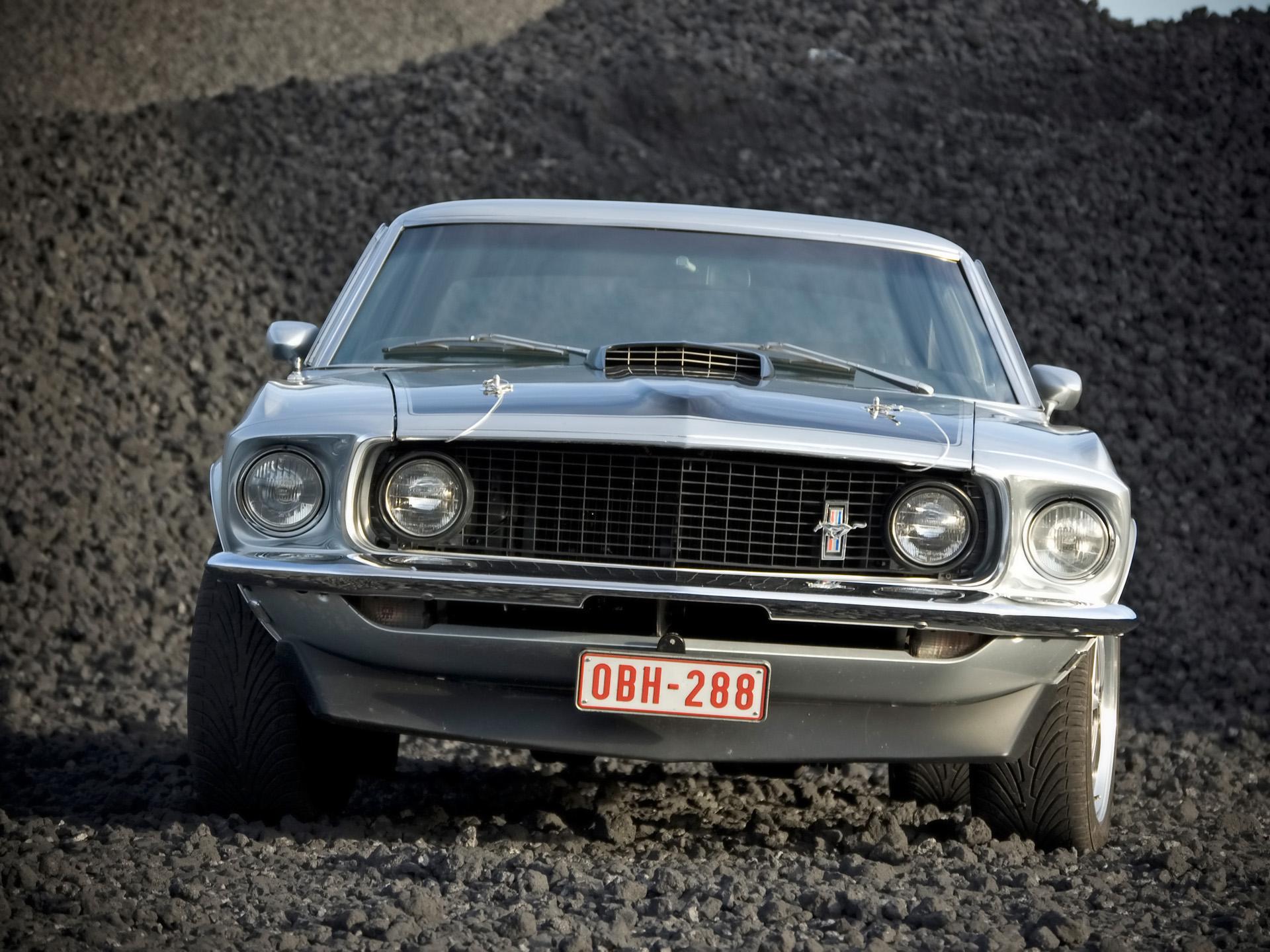 1969 ford mustang hardtop front tilt 1920x1440 jpg